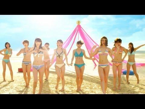 『常夏ハイタッチ』 PV (SUPER☆GiRLS #スパガ )