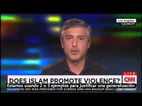 Revés para CNN: Invitado destruye argumentos islamófobos