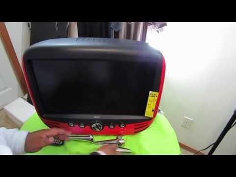 Seiki Retro TV 22-Inch 1080p 60Hz LED TV