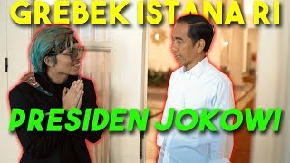 Video GREBEK ISTANA RI PRESIDEN JOKOWI! ATTA DIANGKAT ANAK? MP3, 3GP, MP4, WEBM, AVI, FLV April 2019