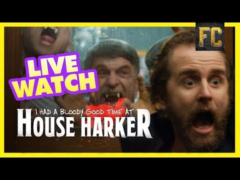 "WATCH with ME ""I Had a Bloody Good Time at House Harker"" Oct. 30 9pm EST (Amazon Prime)"
