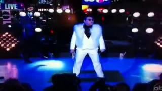 Psy ; Gangnam Style.