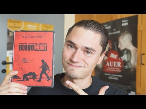 BLOOD HUNT (AT Blu-ray Mediabook) / Playzockers Blu-ray Check Nr. 276