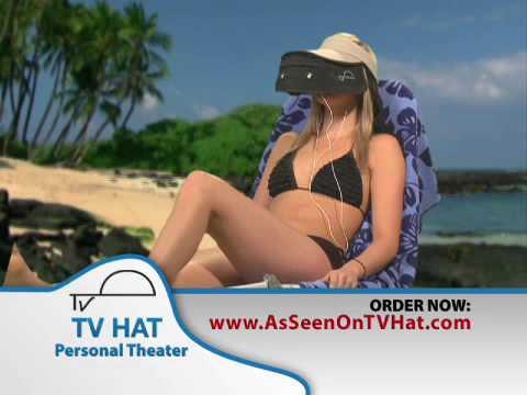 TV Hat