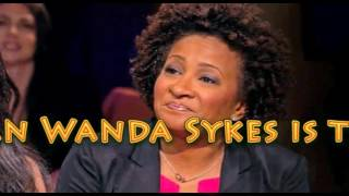 Comedian Wanda Sykes is the latest to publicly criticize Donald Trump on stage, but when her comments were met with resistance, Sykes reportedly flipped off ...