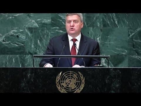 Ιβανόφ στον ΟΗΕ: «Ιστορική αυτοκτονία» το ναι στη συμφωνία των Πρεσπών…