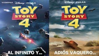 REVELAN EL SECRETO DE TOY STORY 4