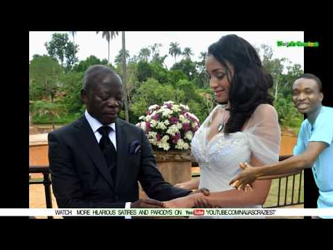 Gov Oshiomole Lands Lead Role in Beauty and The Beast Movie 2015 After Wedding to Lara Fortes