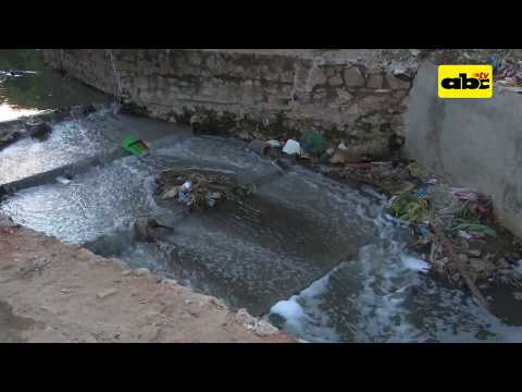 MOPC: Seguirá la inundación en barrio Itay