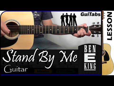 How To Play Stand By Me - Ben E. King ✌ / Guitar Tutorial 🎸