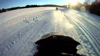 8. Ski-Doo formula 3 600 Rotax