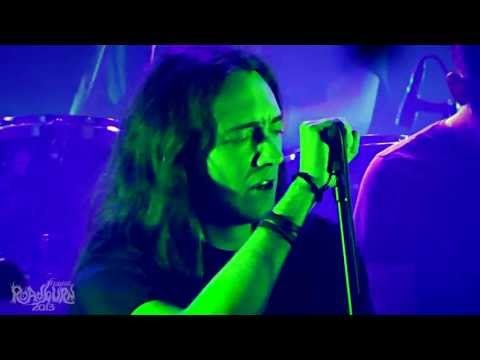 Lantlôs with artist in residence Neige on vocals @roadburnfest 2013 [video] #roadburn