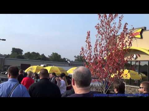 Sonic Restaurant Car - Grand Opening - Rochester,NY