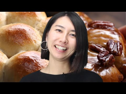 How To Make 3 Of Rie's Famous Bread Dough Recipes • Tasty