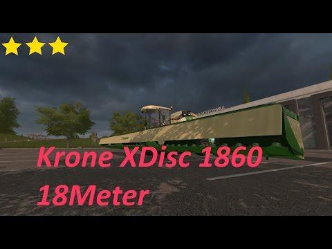 Krone XDisc 1860 v1.0