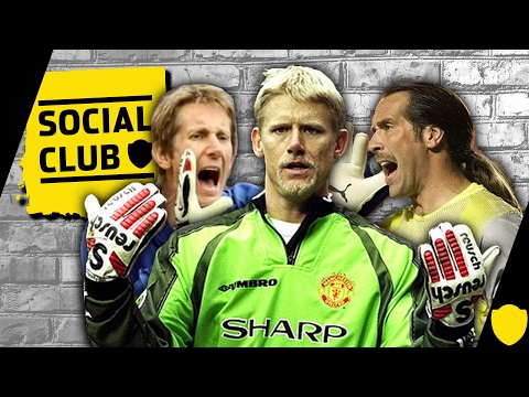 WHO IS THE GREATEST EVER PREMIER LEAGUE GOALKEEPER? | SOCIAL CLUB (видео)