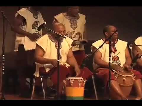 "Nana Korantema Ayeboafo and the African Ensemble, ""Drum Call to Convene: African Music Concert"""