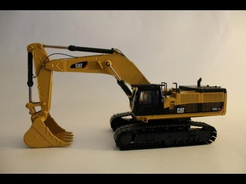 1/48 CCM Cat 390D LME Review