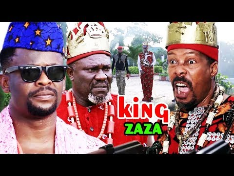King Zaza 5&6 - Zubby Micheal 2018 New Movie Ll Nigerian Movie Ll African Movie Full HD