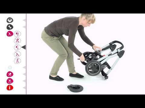 Maxi-Cosi   How to use your Maxi-Cosi Stella stroller