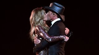 Tim McGraw and Faith Hill Are Ultimate Relationship Goals During ACMs Performance Mp3