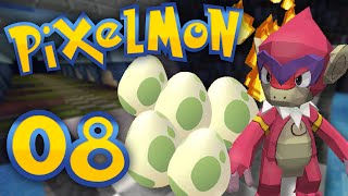 Pixelmon - Episode 8 | An Eggcellent Adventure! by Munching Orange