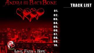 Andra And The Backbone - Love Faith & Hope [Full Album]