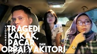Video VLOGGG #27: Tragedi Kakak, Pacar, Dan Oppai Yakitori MP3, 3GP, MP4, WEBM, AVI, FLV November 2017