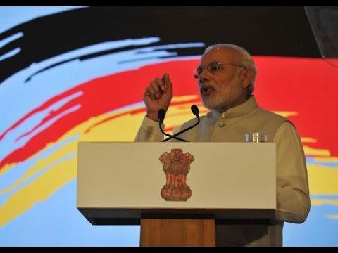 PM Narendra Modi's speech at Business Forum organized by NASSCOM & Fraunhofer Institute, Bengaluru