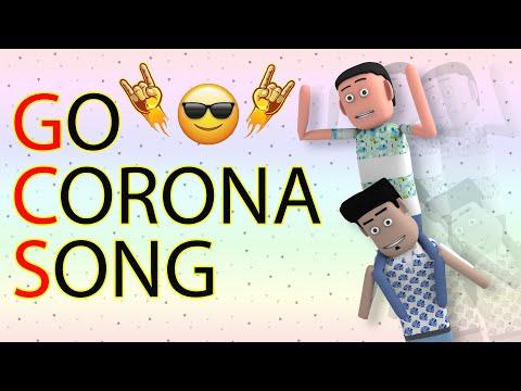 GO CORONA SONG | गो कोरोना | Corona comedy | Goofy Works | Comedy toons
