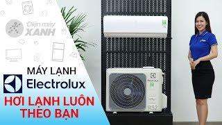Máy lạnh Electrolux Inverter 1,5 HP ESV12CRO-A1 - Hơi lạnh luôn theo bạn | Điện máy XANH