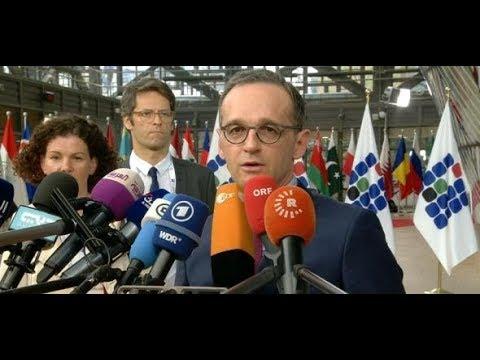 Syrien-Konferenz: Deutschland stockt Hilfe in Syrien- ...