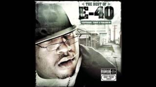 E 40   Thick & Thin featuring Lil' Mo