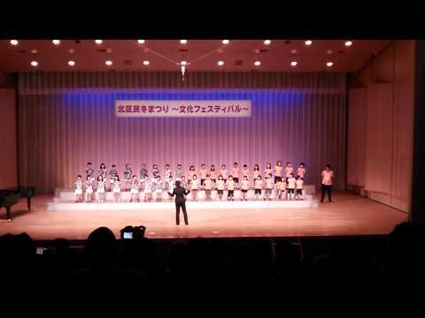 紫野.壬生保育園合同合唱