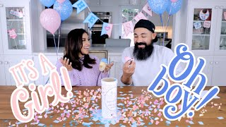 Dulce Candy's Gender Reveal! by Dulce Candy