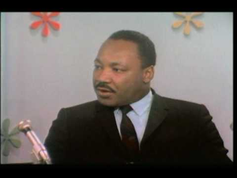 Martin Luther King Jr. - Martin Luther King Jr. on The Mike Douglas Show.