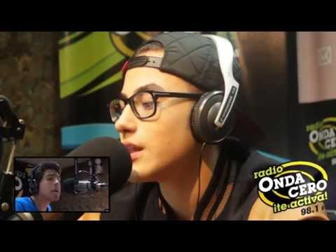 Onda Videos: ¡Entrevista a Johnny Sky en Onda Cero!