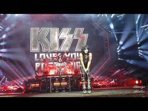 KISS - BEST VERSION    I Was Made For Loving You LIVE