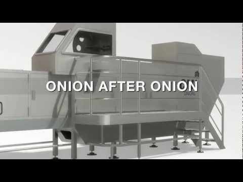 Food Peeler - Glencoe, Minnesota -- May 22, 2012) The Onion Speed Peeler 120 is engineered for greater accuracy and faster processing making it capable of peeling onions ...