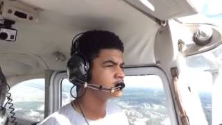 Toren Colin Solo Flight