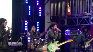 Bruno Mars Michael Jackson Bell Biv Devoe Poison Filmed By HollywoodGilman.com NbA All Star