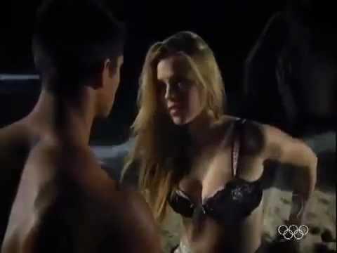 Rebelde Brasil – Alice e Pedro vivem clima de romance na praia (27/06/2012) 2ª Temporada