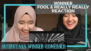 Video WINNER - Really Really & Fool // MV Reaction (Indonesia) MP3, 3GP, MP4, WEBM, AVI, FLV September 2017