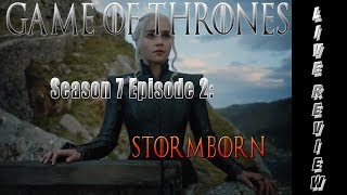 Game of Thrones Season 7 Episode 2 LIVE Review (Spoilers) Daenerys receives an unexpected visitor; Jon faces a revolt; Tyrion...