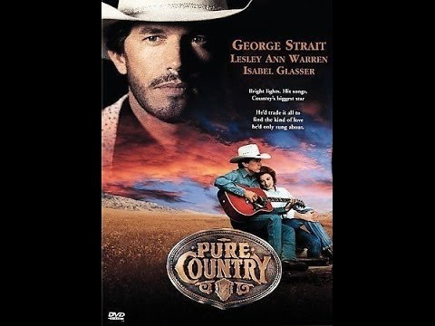 Previews From Pure Country 1998 DVD