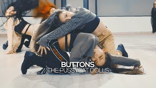 Video The Pussycat Dolls - Buttons : JayJin Choreography MP3, 3GP, MP4, WEBM, AVI, FLV Agustus 2019