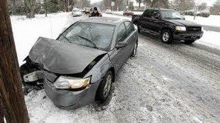 Car crash compilation  [# 24]