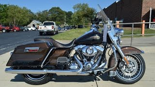 4. 2013 Harley-Davidson® FLHR - Road King® 110th Anniversary Edition 2489