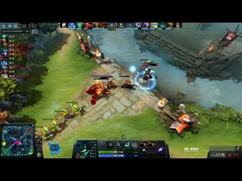 Empire vs Virtus.pro, Dota PIT League, game 3 [v1lat, GodHunt]