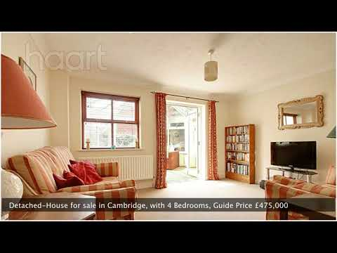 Detached-House for sale in Cambridge,  Guide Price £475,000